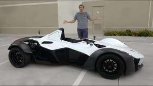 全网最详细BAC Mono评测(上):百来万买车还要量三围?