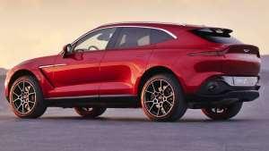 2020阿斯顿马丁DBX豪华内部与外部性能驱动,完美的SUV展示