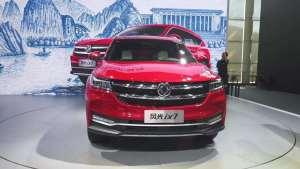 东风风光ix7:又一款瞄准汉兰达的国产中大型SUV