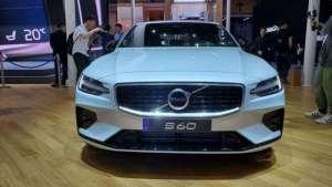 2019广州车展:一分钟看懂全新沃尔沃S60 缩小版的S90