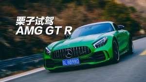 让我欲罢不能的绿魔AMG GT R