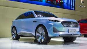 VV7 PHEV产品系列领衔中国豪华SUV阵营重磅登陆