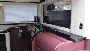 奔驰房车改装厂,西安合正汽车内饰个性改装低调奢华的移动城堡