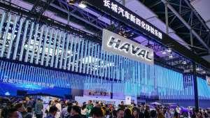 2019广州车展 | 哈弗H9罗伦士改装版和全新H6 GT版亮相