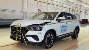 C-IASI 2019年度第二批奔腾T77车型测评结果发布