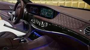 迈巴赫S650 内外部细节
