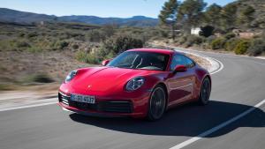 还是那个标杆——保时捷全新911西班牙试车