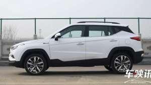 7万元高性价比SUV,与大众共线打造!又一款好车来了