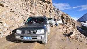 自驾去西藏开什么车最合适?别开普拉多了