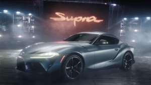 2020丰田Supra广告,听声音就已陶醉