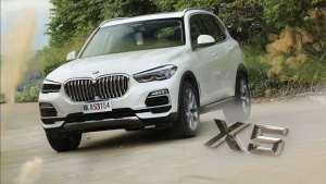 成熟稳重 欧系旗舰高富帅-BMW X5