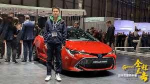 竟然还有运动版 丰田全新卡罗拉/雷凌车展体验