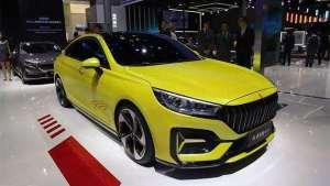 2019上海国际车展红旗H5运动版暂无量产计划