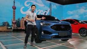 第一款国产的福特高性能车型锐界ST香吗?