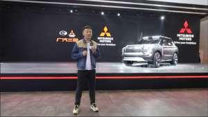 【上海车展】广汽三菱紧凑型SUV!视频讲解三菱奕歌