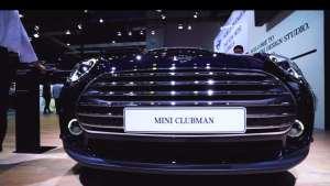 30秒回顾上海车展:新款MINI CLUBMAN震撼登陆