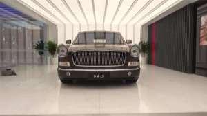 实拍 红旗L5 国产最尊贵的车型 还要迈巴赫吗?