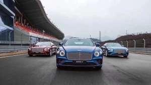 宾利飞驰顶级豪华座驾贵族气质身份的象征天津价格