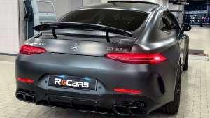 奔驰AMG GT63极致的性能遇上极致的豪华完美展示