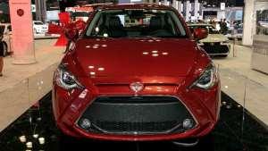 丰田全新一代雅力士 其实就是马自达2 1.5+6AT