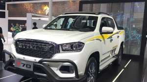 国内首款柴油国六皮卡 上汽大通MAXUS T70上市
