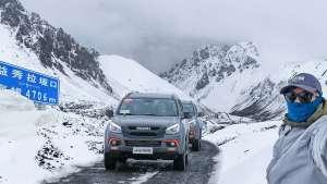 连翻3座超4500米雪山的藏地穿越丨Vlog