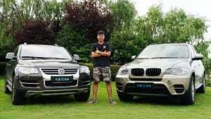 大众途锐pk宝马X5:手握20万选择哪台SUV?