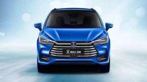 新能源MPV标杆产品 试驾比亚迪宋MAX DM
