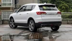 厚道的中型SUV!改款国六14万起,2.0T/227马力