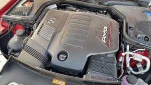 听听梅赛德斯-奔驰AMG GT四门版发动机的轰鸣