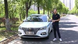 试驾 | 销量扶摇直上,10万级国民家轿-荣威i5