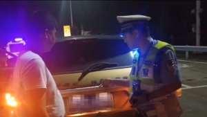 男子买台陆风汽车改装为路虎,后被交警查获