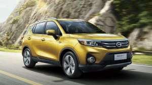 新增5款车型,传祺GS3配置更丰富,7.38万起