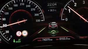宝马X5升级增强驾驶ACCPlus效果展示