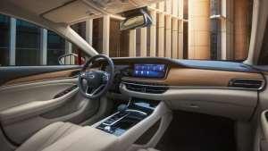 目标是要在中高级汽车市场占有一席之地,底气就是TA!