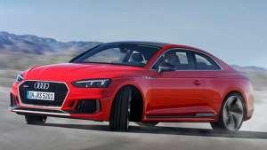 奥迪RS4/RS5:可能是最适合所有人的性能车