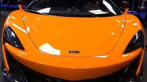 McLaren 600LT 现身,如果国内售价200万,会不会卖疯了
