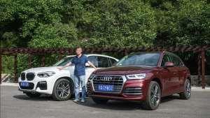 《夏东评车》Q5L与X3:怎样发现好车的不同? 日常用车感受