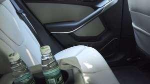 福特领界EV偏低的后排座椅让我对油改电车型丧失了信心