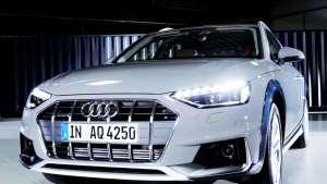 搭2.0引擎、6.1秒破百!新款奥迪A4旅行版海外开售!