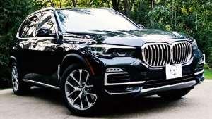 宝马X5 2.0T车型售价69.9万元 比GLE更便宜!