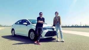 阿蛮的Vlog:赛道试驾全新丰田卡罗拉,买菜车之王如何变运动?
