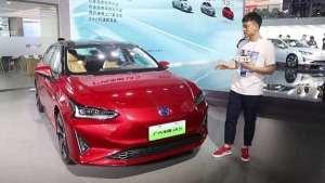 510km的超长待机!广汽丰田iA5—最具性价比的合资电动车