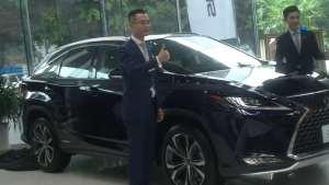 雷克萨斯新RX及全新RX 450hL重庆上市