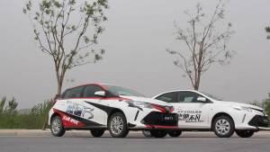 年轻个性运动,一汽丰田威驰10万不到的购车新选择