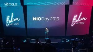 蔚来NIO DAY 2019 ES8焕新登场 EC6全球首秀