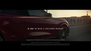 """2020""""超级碗""""福特Mustang Mach'-E广告"""