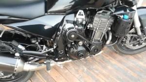 川崎Z1000 ROTREX机械增压 最大输出190匹