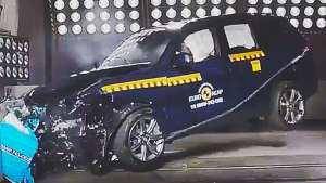 贵就一定安全?X5碰撞结果你觉得过关么?