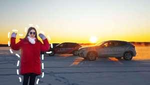 VV7 GT PHEV冰雪试驾 在零下30度的黑河撒野体验如何?
